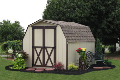 8x10 portable sheds