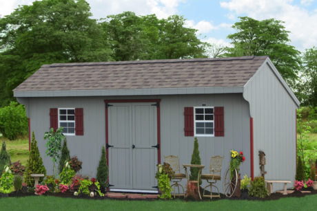 8x16 garden sheds