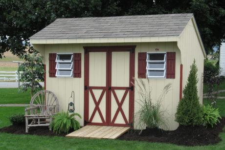 backyard garden shed ideas in pa