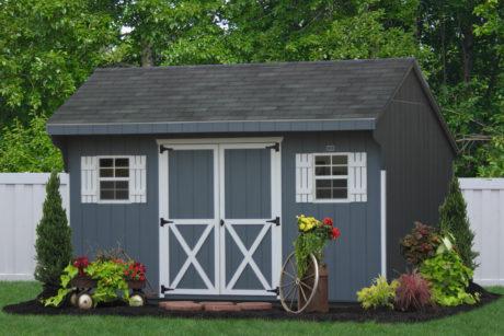 best garden shed landscaping design