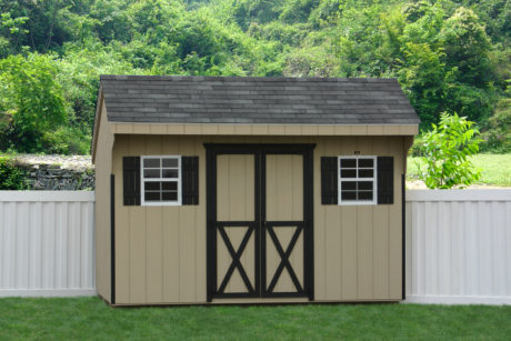 how to design the best garden shed