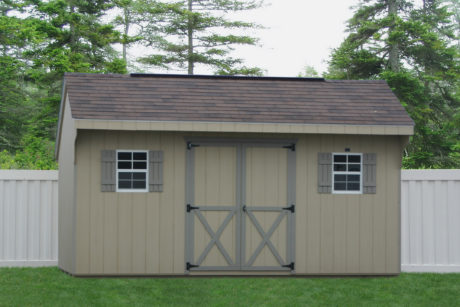 new england style garden sheds