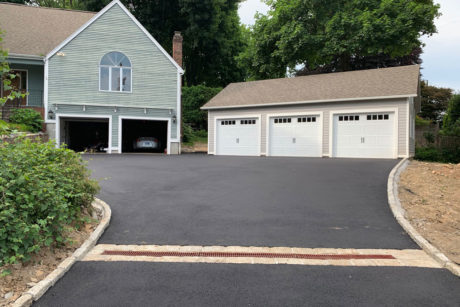 20x34 multiple car garage with smart panel t111 siding
