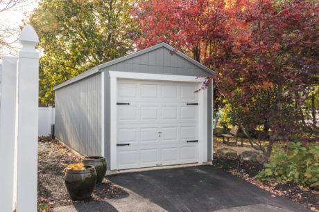 portable garages built pa