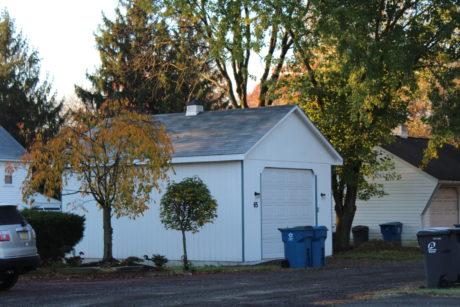 single vehicle garage for sale
