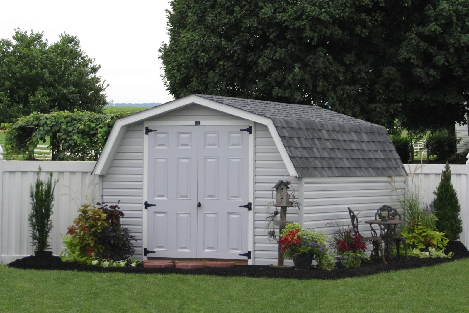 sheds plan vinyl sided sheds