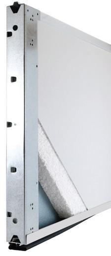 insulated garage panel 1