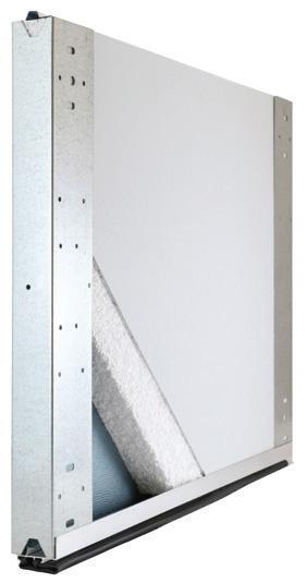 insulated garage panel 2