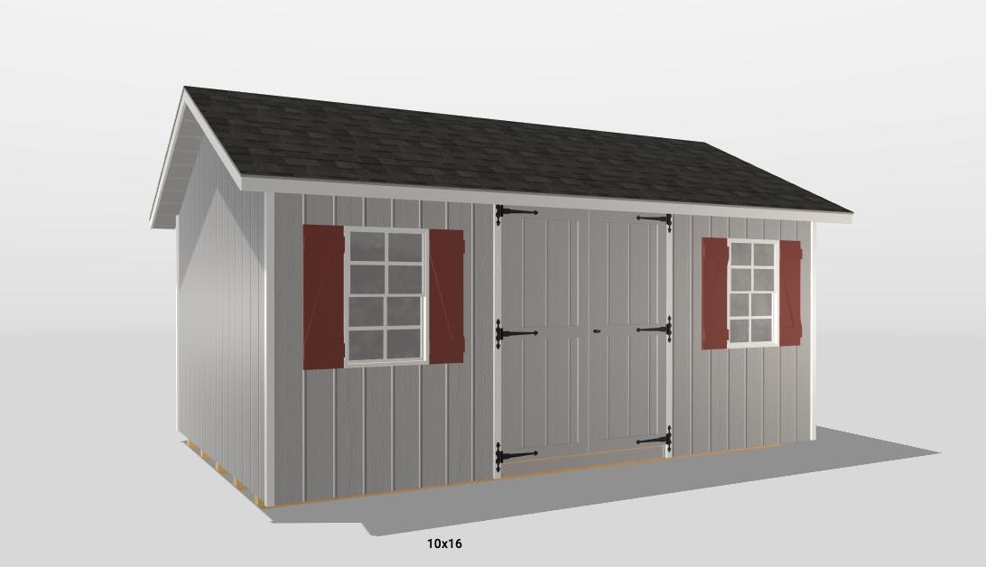 custom storage sheds in maryland