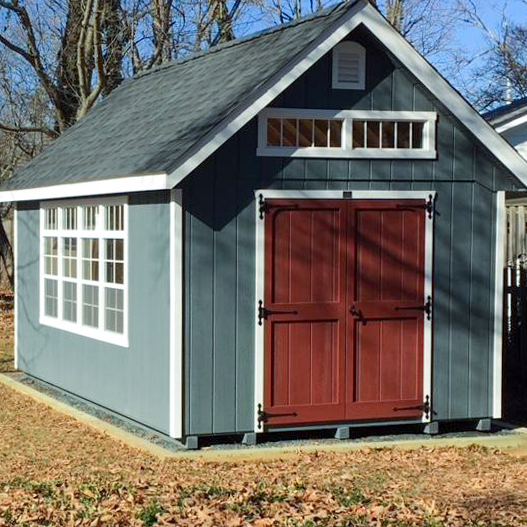customer storage shed in maryland