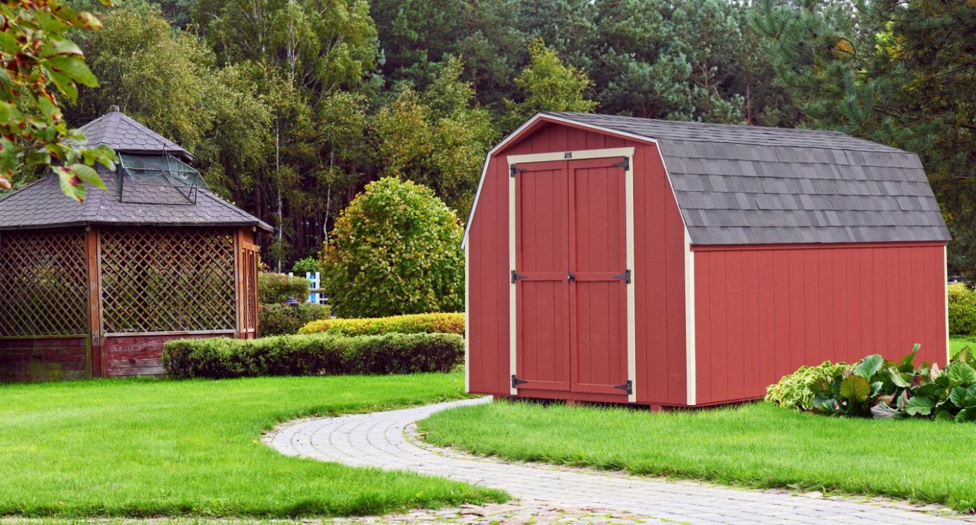 minibarn storage sheds in maryland