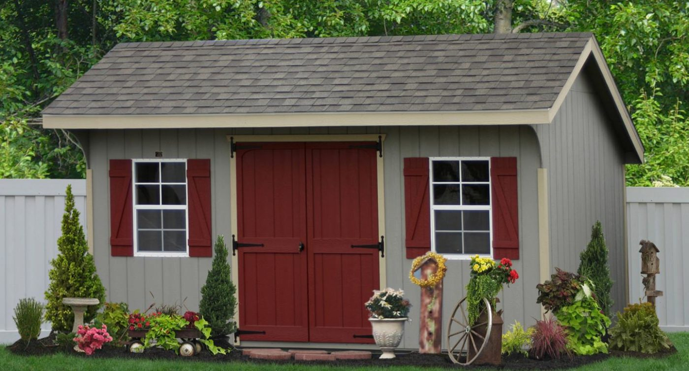 saltbox storage sheds in maryland