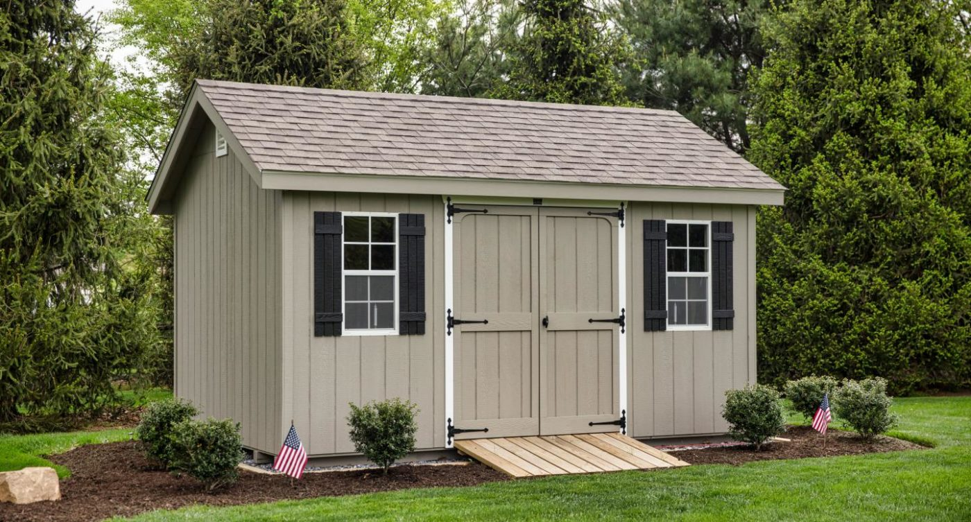 storage sheds in maryland