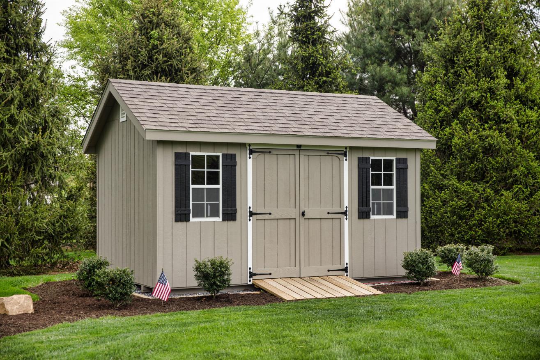 10x14 backyard storage sheds
