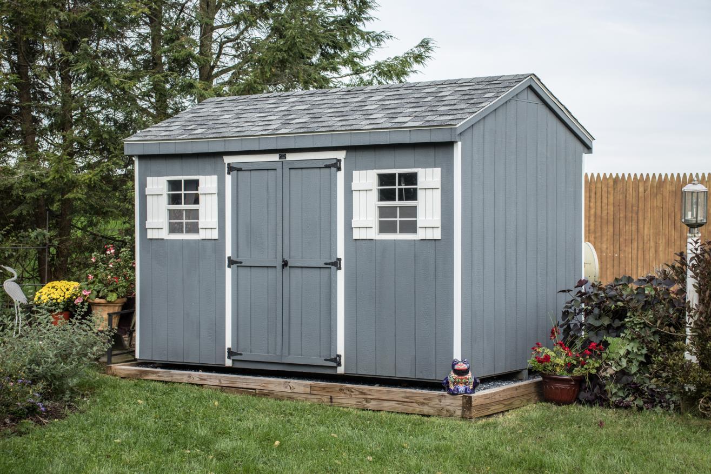 workshop backyard storage sheds