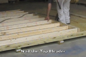 diy build your own shed