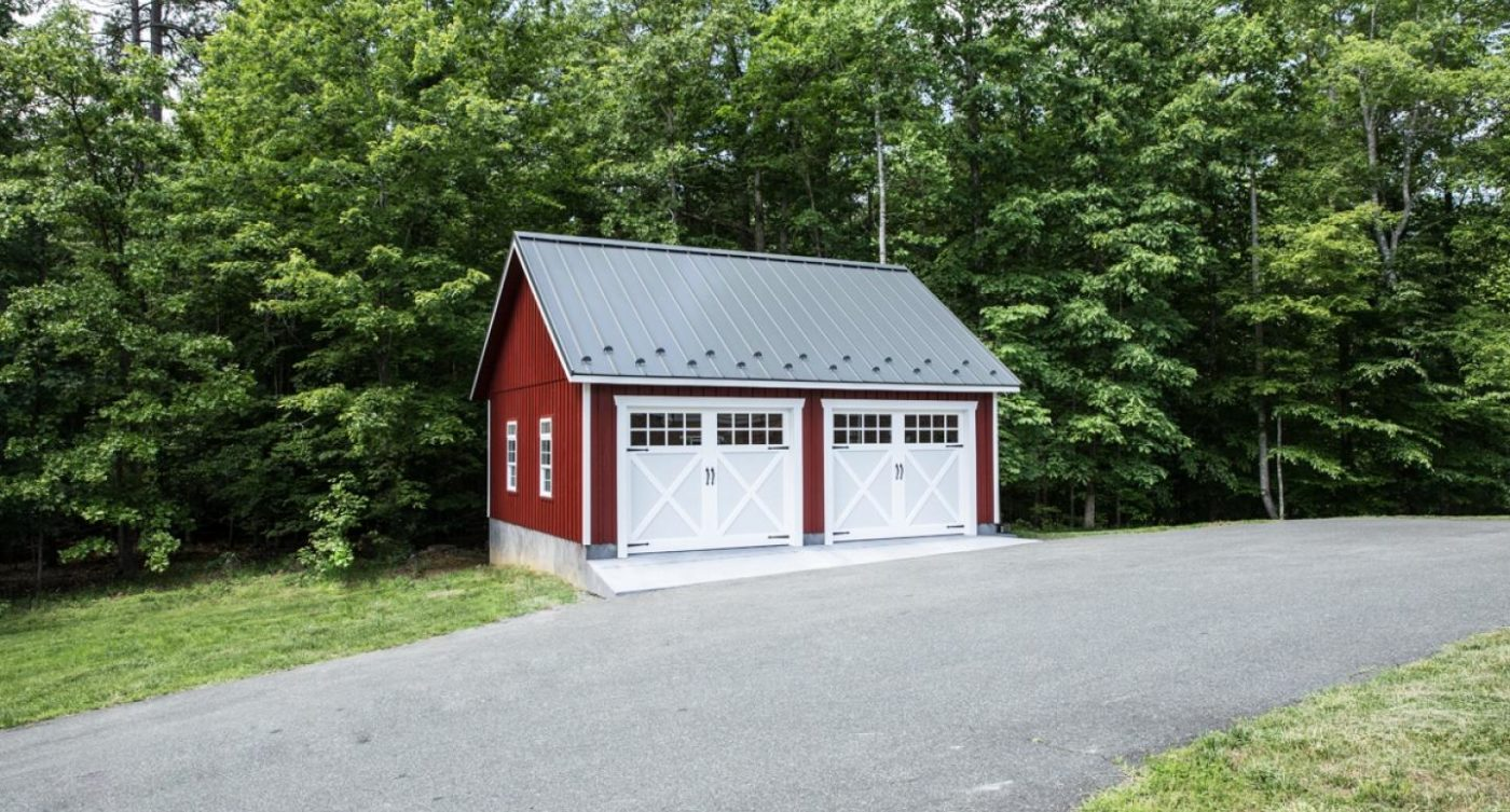 2 car garages in albany ny