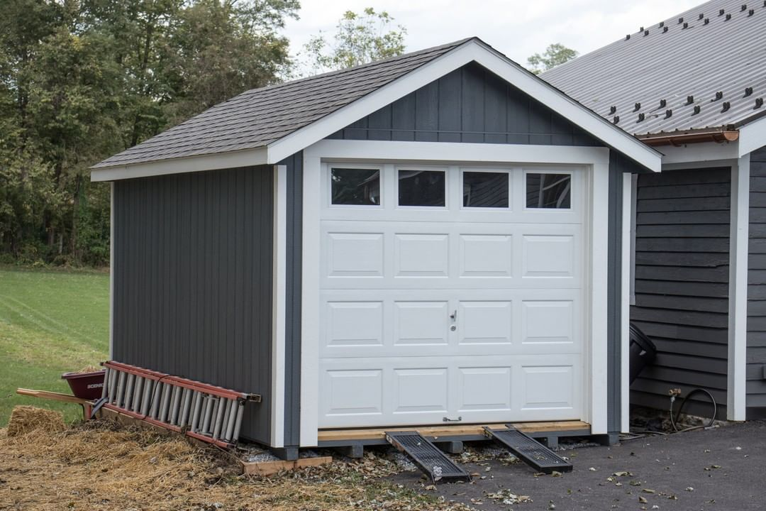 custom garages for sale in ithaca