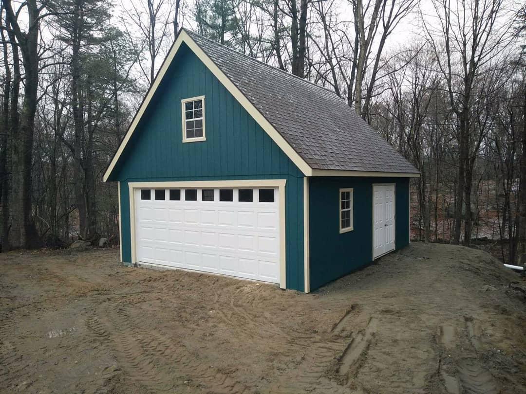 custom garages in ithaca ny