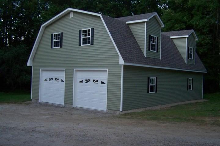 maxibarn custom garages for sale in ithaca