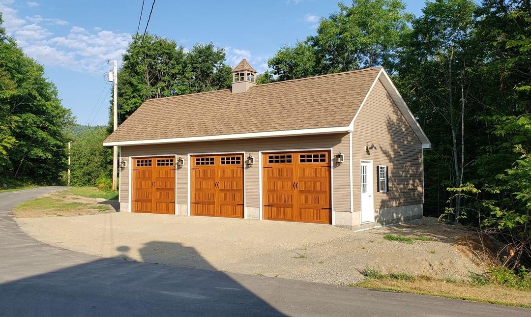three car custom garagess for sale in ithaca ny