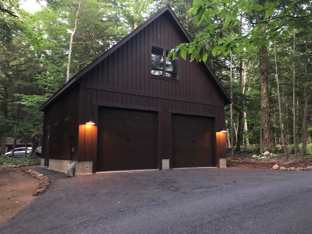 two car custom garagess for sale in ny