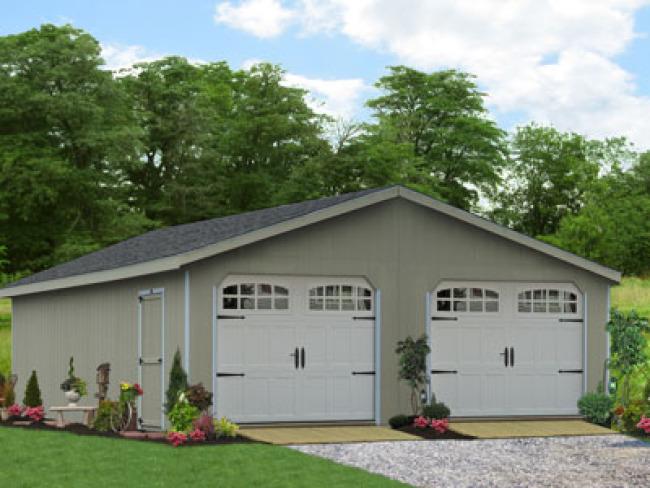 double wide garage pa 650x488