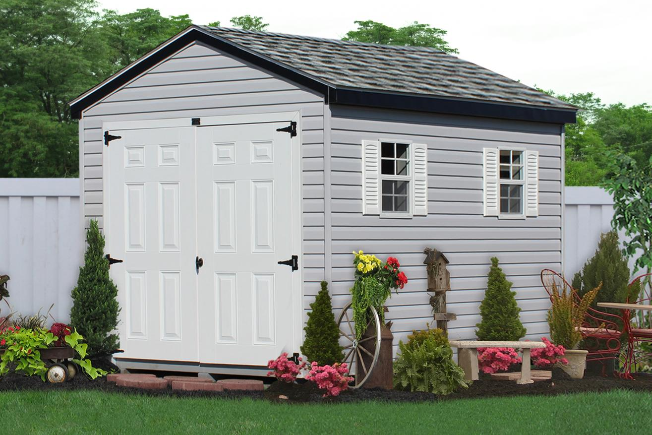amish sheds in pa