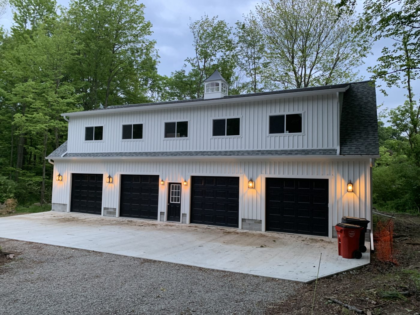 modern luxury garage in hartford ct