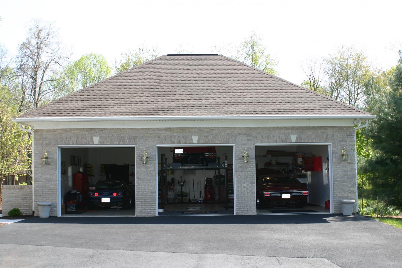 3 car prefab garage in utica ny