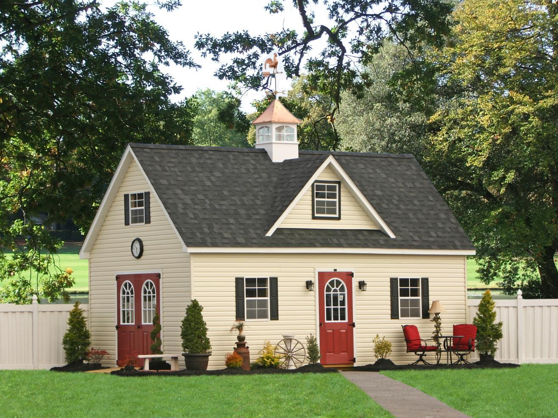 build sheds orange va