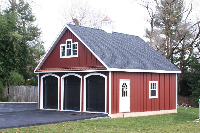 prefab garage in va