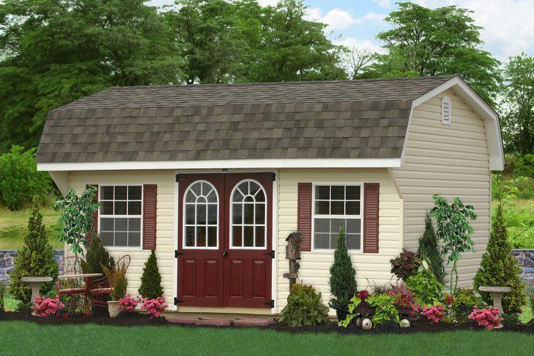 prefab sheds amish built va