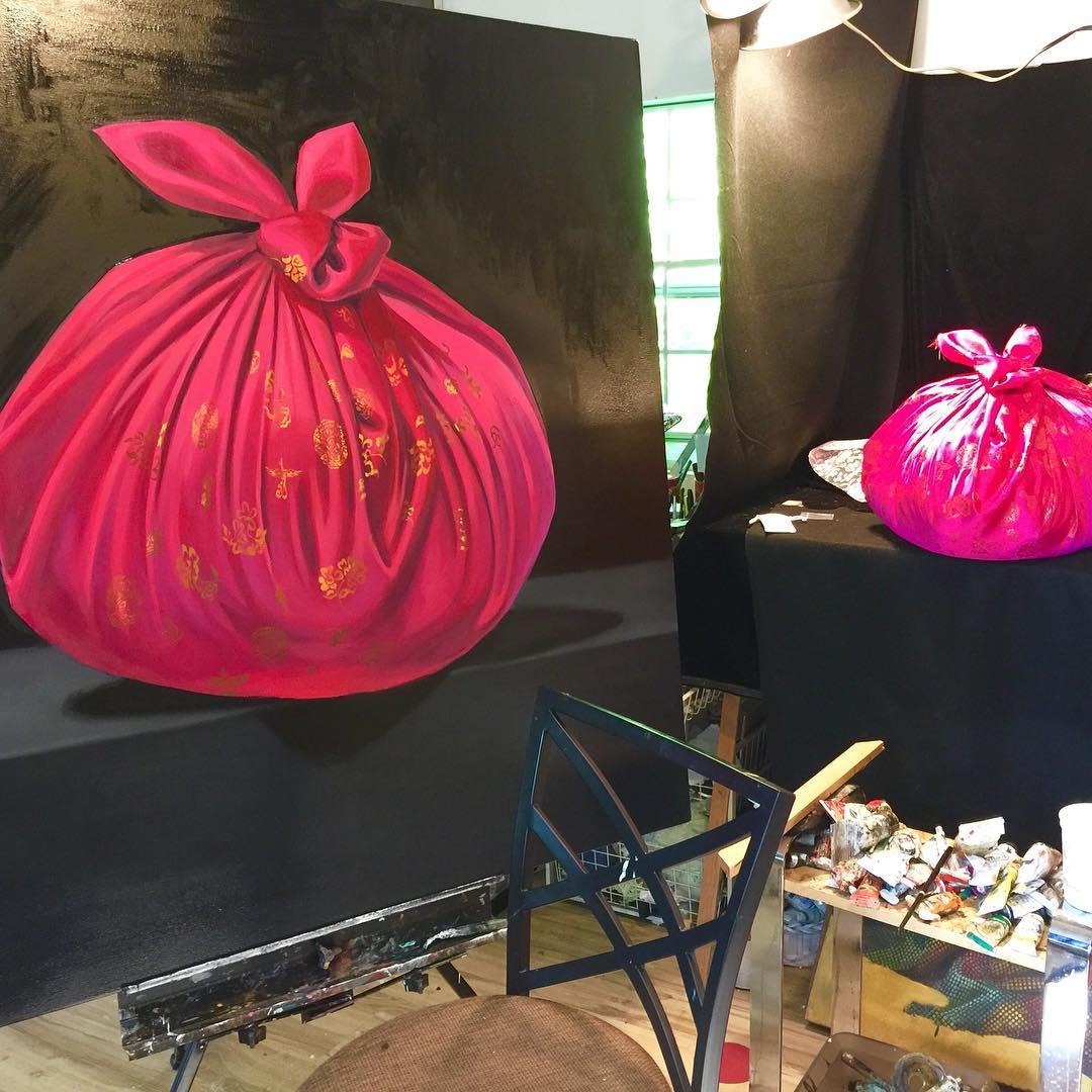 leeahjoo inside she shed studio