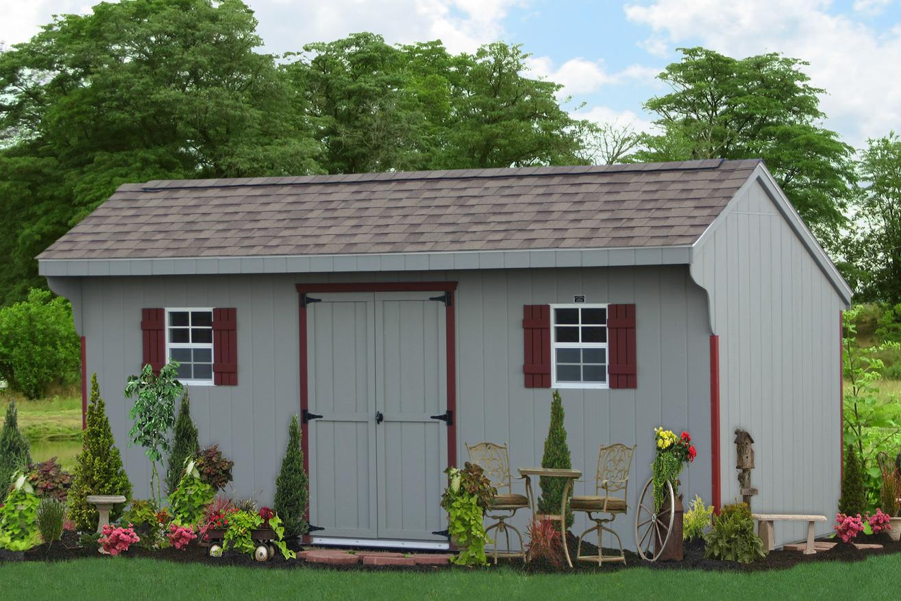 garden shed for sale in va