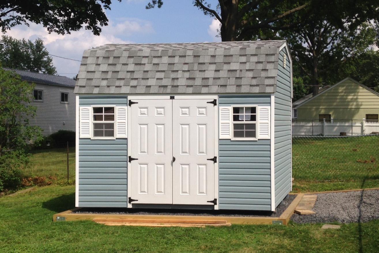 garden shed in va