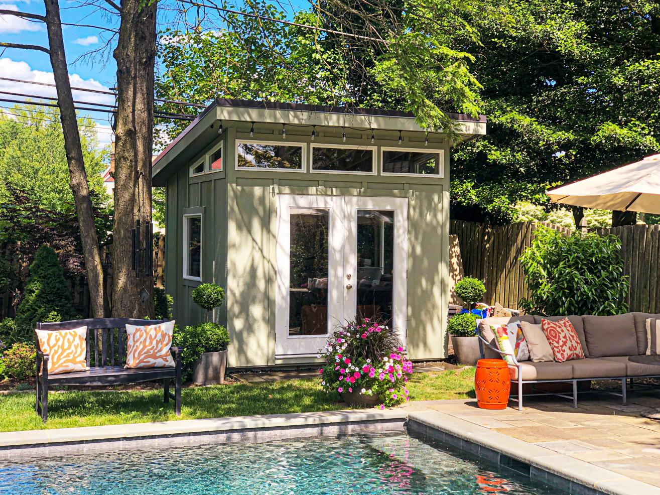 modern shed for sale in virginia