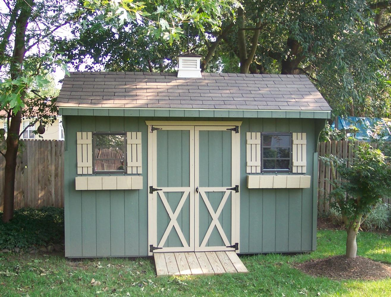 sheds for sale in virginia