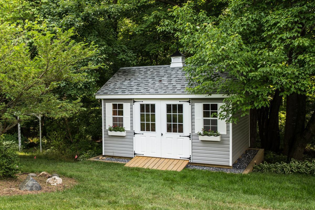 sheds for sale va