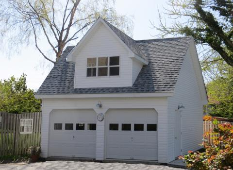 ^ Buy a wo Story 2 ar Garage with partment Plans
