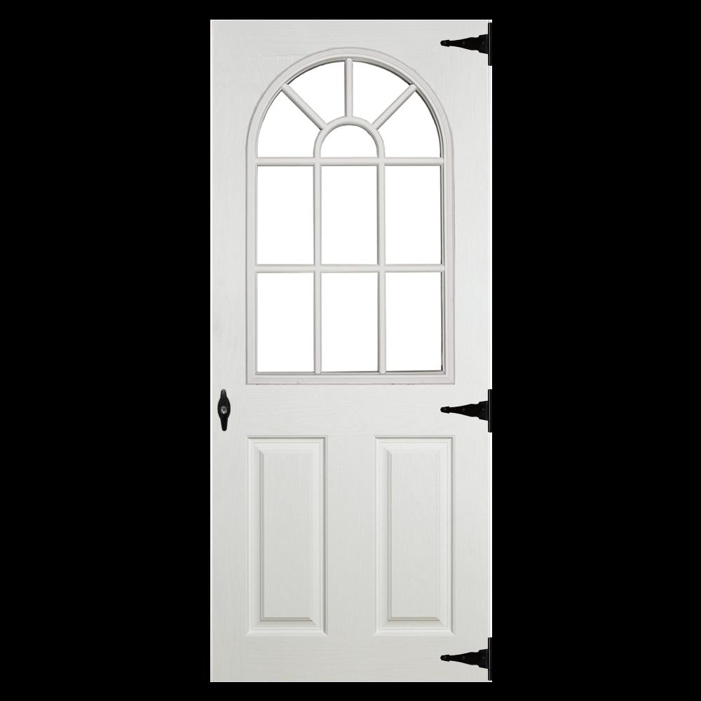fiberglass 11 lite doors for sheds garages