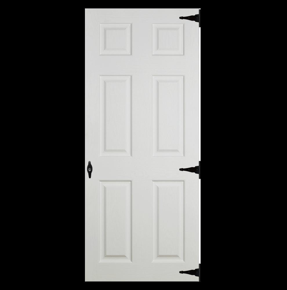 fiberglass slab doors for sheds and garages