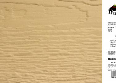 beige shed siding paint color code