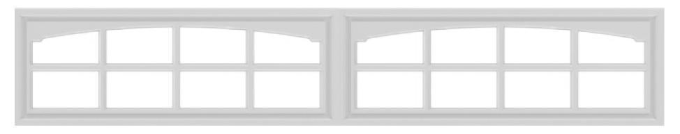 cascade garage window