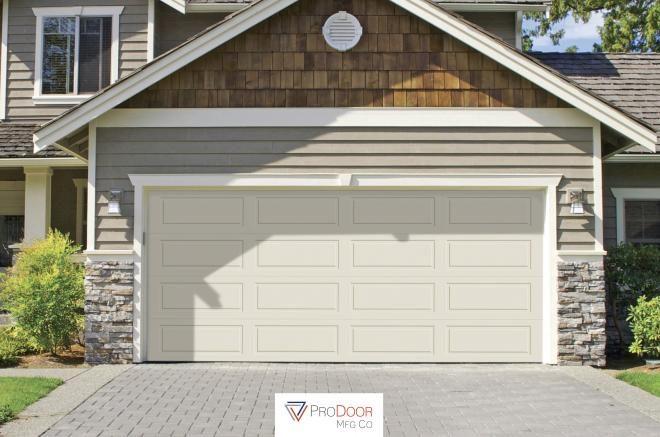 long panel standard raised panel garage door for sheds garages