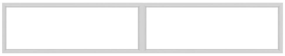 plain garage window