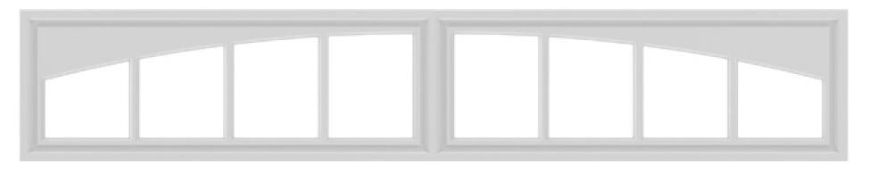 stockbridge arch garage window 1