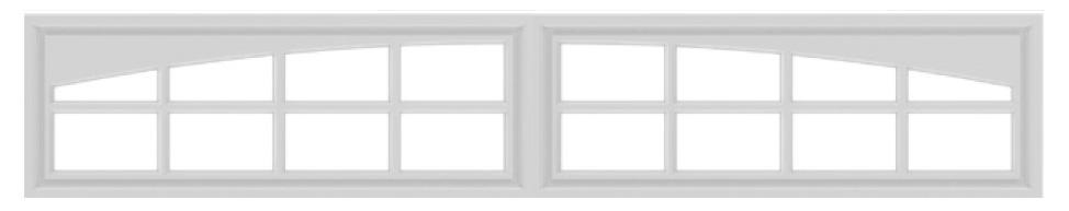 stockton arch garage window
