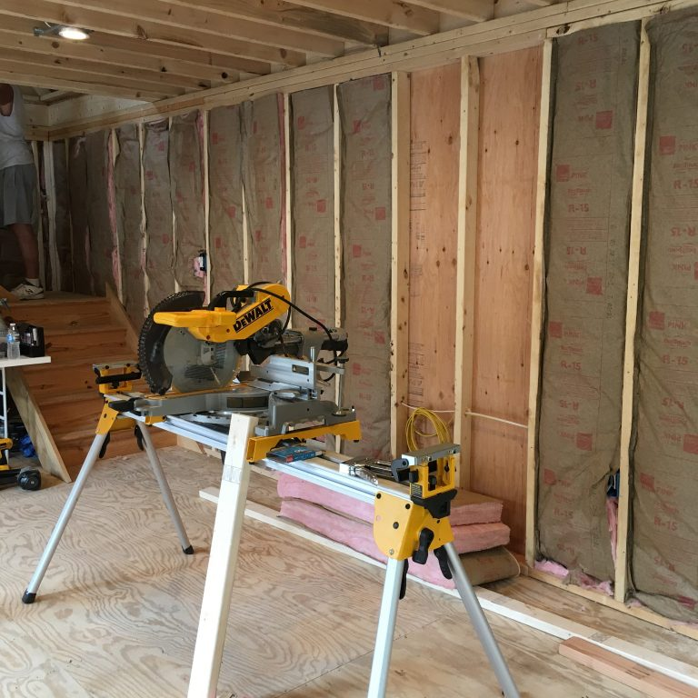 finish your own design studio shed