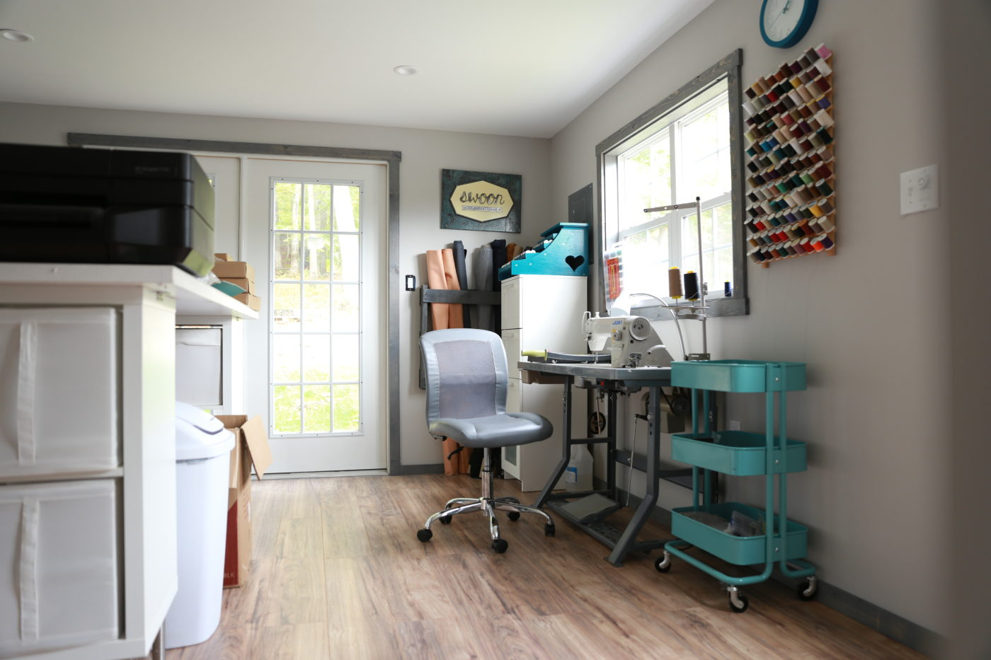 home studio shed for design